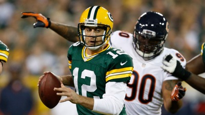 Aaron Rodgers Ruled Out For Sunday