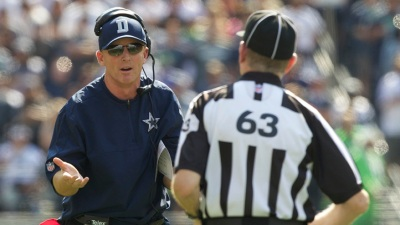 Cowboys Still Working To Clean Up Penalties