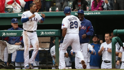 Texas Within Reach of AL West Title