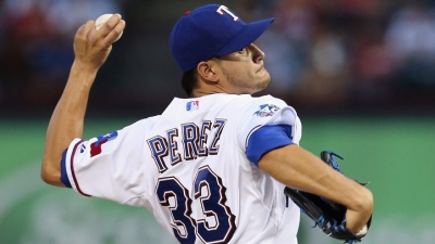 Perez Named Rookie of the Month