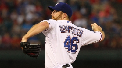 Dempster Needs Big Game Against Big Boys