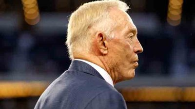 Last Week Was A Tough Week For Jerry, Cowboys