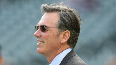 Billy Beane: Rangers Were Best Team in Baseball