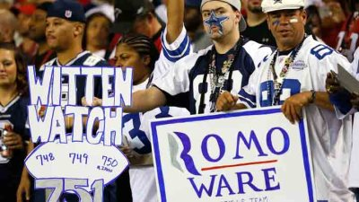 Cowboys Not Taking Cleveland Game Lightly