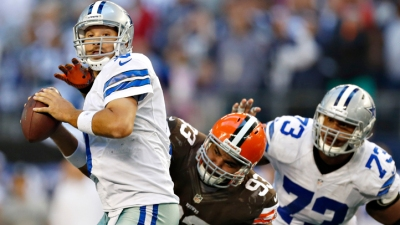 With New Deal, Romo Becomes 15th $100 Million Man in NFL History