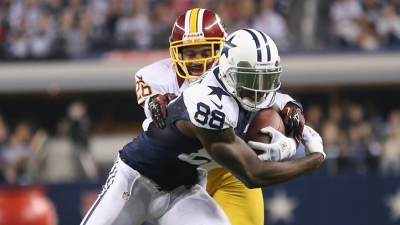 Dez Prepping For DeAngelo Hall's Mind Games