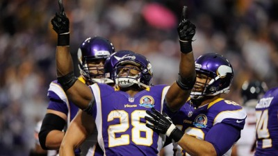 Peterson Not Focused On All-Time Rushing Record