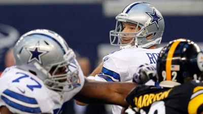Emmitt Smith: Romo Can't Get Comfortable in the Pocket