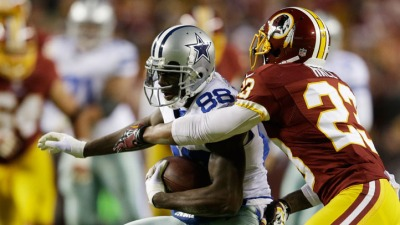 Tim Brown: Watching Dez Bryant