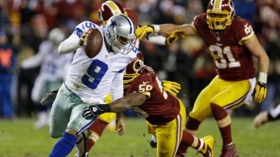 Cowboys' O-Line Poor in Pass Protection