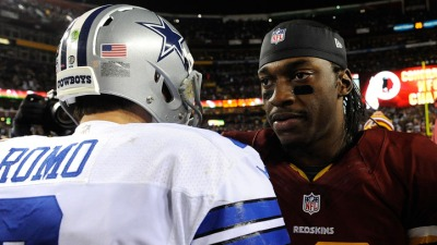 "RG3 To Romo: ""Don't Listen To What Anybody Else Is Saying About You"""