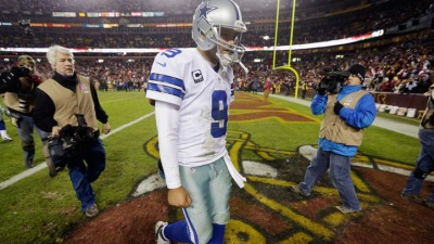 Forbes: Tony Romo 10th Most Disliked Athlete In US