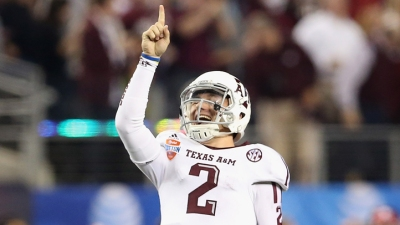 Manziel To Throw Out First Pitch Sunday