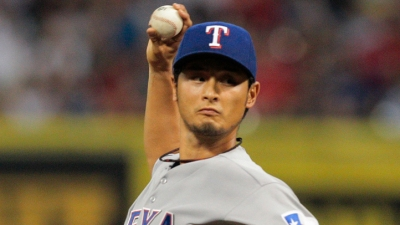 Darvish Says He's Good to Go