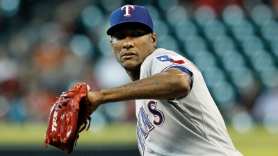 Rangers Relievers Shut Down