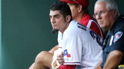 Garza Talks About Future With Rangers