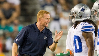 "Garrett Praises Defense's ""Relentless Nature"""