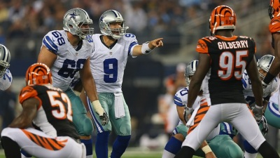 Romo Confident in Offensive Line