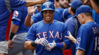 Rangers Hoping Martin Avoids Sophomore Slump