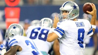 No Beef Between Romo, Hatcher