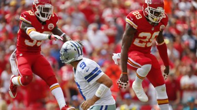 Three Phases: Cowboys-Chiefs