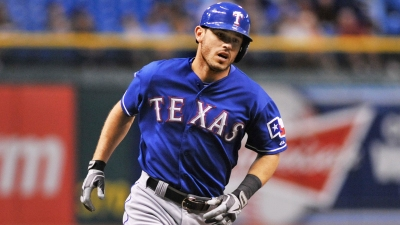 Kinsler's Start Got Rangers Going