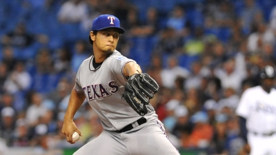 Rangers Win, Tied With Rays Atop Wild Card