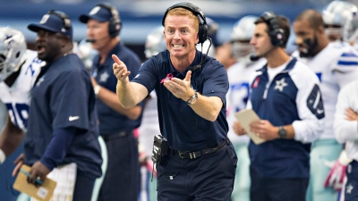 Is Garrett's Job to Coach Less?