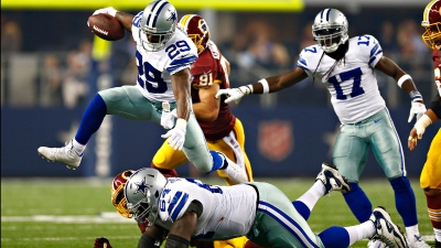 Cowboys, Redskins,  Whitty Comments