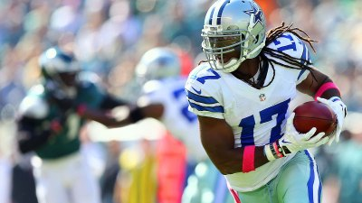Dwayne Harris Remains Confident in Special Teams