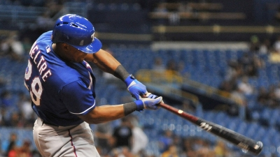 Team Follows Beltre's Lead in Blowout Loss