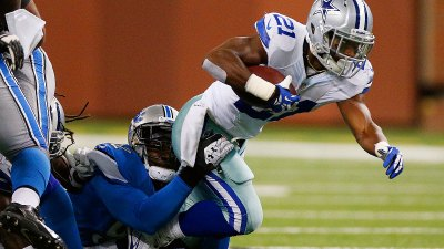 Garrett, Cowboys Confident in Joseph Randle
