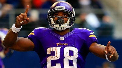 Jerry: Adrian Peterson Said He Wants to be a Cowboy