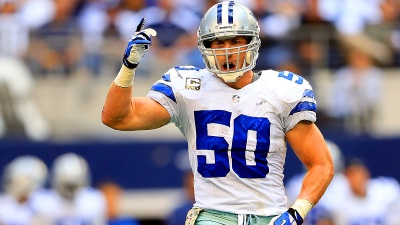 Sean Lee Out for the Year With Torn ACL