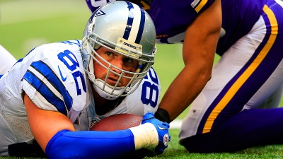 Jason Witten Added to Pro Bowl