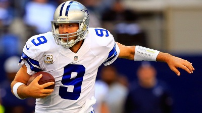 Romo Says He's Healthy Enough to Play Today