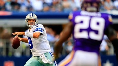Tony Romo Not Looking Back, Yet
