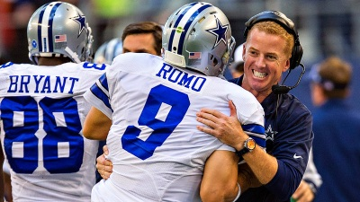 Tony Romo No. 71 on NFL Network's Top 100