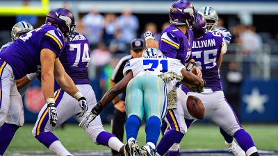Cowboys 27, Vikings 23: My Top 10 Whitty Comments