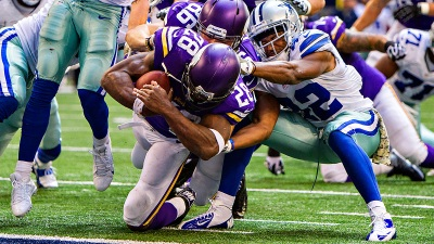 Grading the Cowboys Against the Vikings