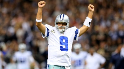 Romo Wasn't Worried About Cowboys' Interest in Manziel