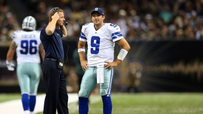 "VP: Relationship Between Garrett, Romo ""A Good Thing"""