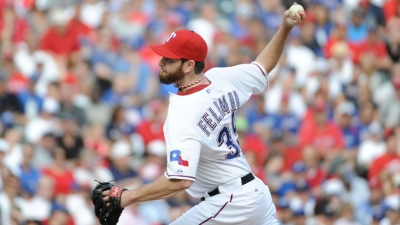 Feldman Ready For Bullpen Role