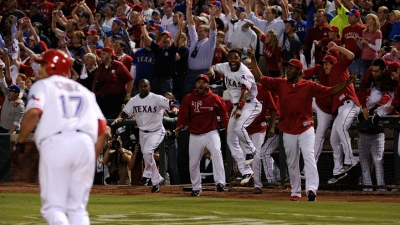 Rangers Moments: No. 2