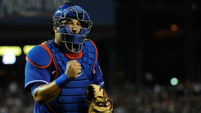 Torrealba Hit With 66-Game Suspension in Venezuela