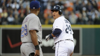 Hamilton Rooting For Miguel Cabrera To Win Triple Crown
