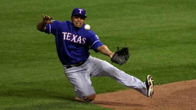 Rangers Having Historic Defensive Year