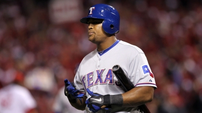 Beltre Named Silver Slugger for 2011