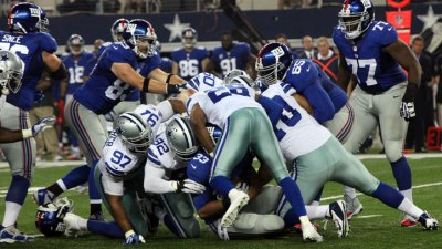 Notes on the Dallas D in Week 1
