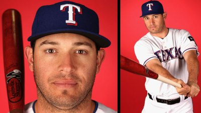 Kinsler Steals Win For Rangers
